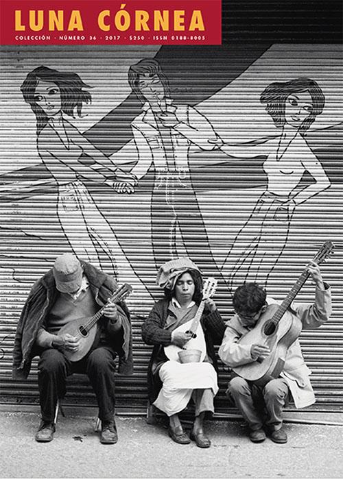 Imagen de Luna Córnea 36, Marco Antonio Cruz. Relatos y posicionamientos /1977 - 2017