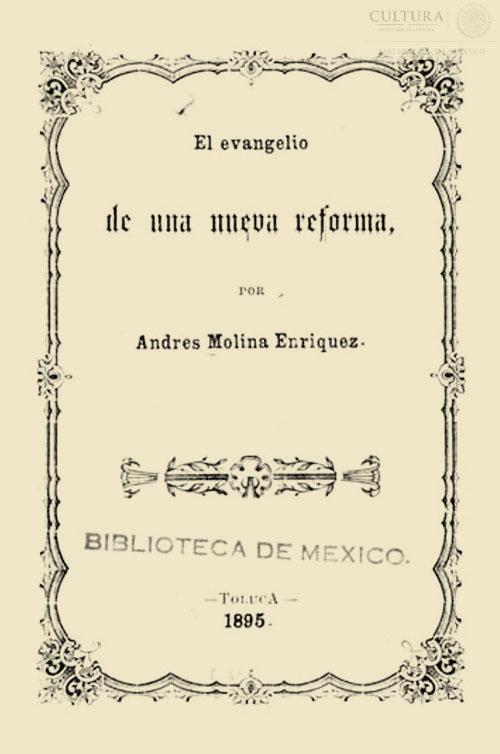 Imagen de El evangelio de una nueva reforma