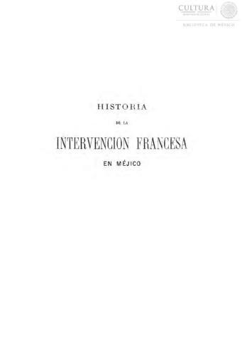 Imagen de Documentos oficiales recogidos en la secretaria privada de Maximiliano historia de la intervencion francesa en Mejico