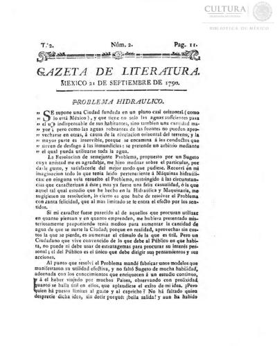 Imagen de Gazeta de literatura, número 50