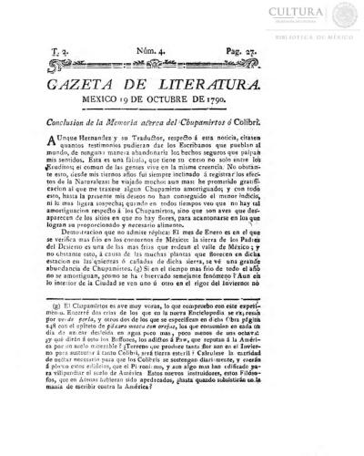 Imagen de Gazeta de literatura, número 52
