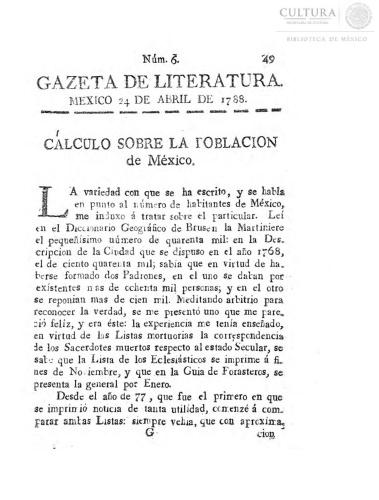 Imagen de Gazeta de literatura, número 6