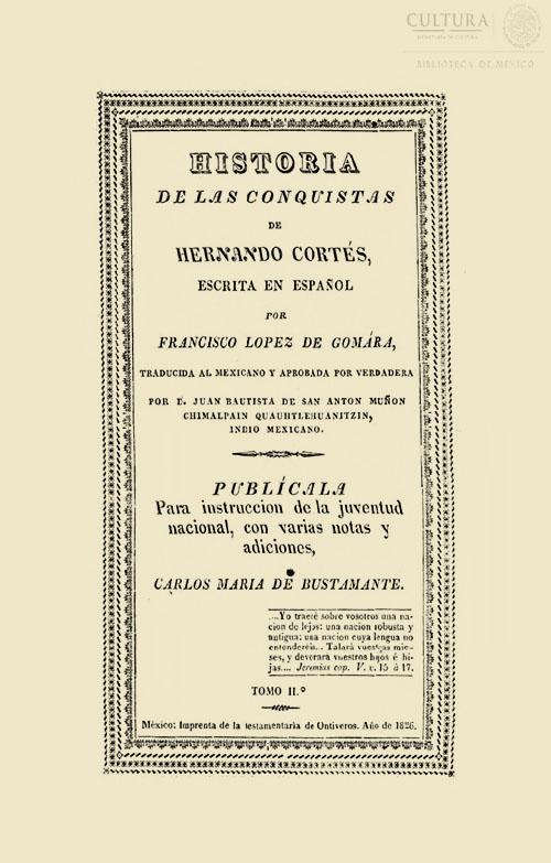 Imagen de Historia de las conquistas de Hernando Cortés T. 2