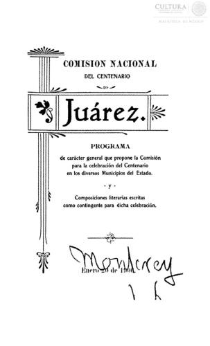 Imagen de Juárez Epico