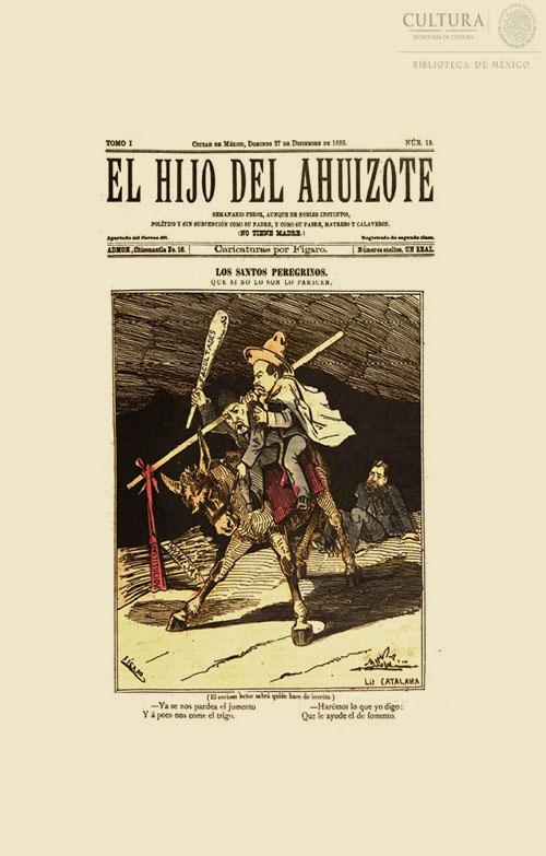 Imagen de El Hijo del Ahuizote. Número 19