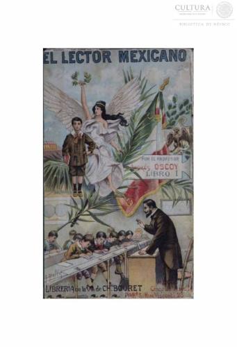 Imagen de El lector mexicano : primer libro de lecturas