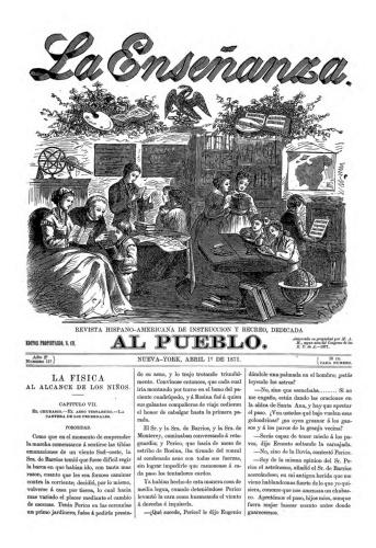 Imagen de La enseñanza, número 11