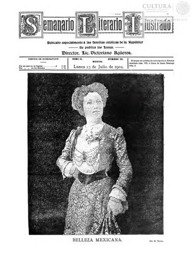 Imagen de El tiempo literario ilustrado : semanario de literatura, historia, bellas artes, variedades, etc. Número 83
