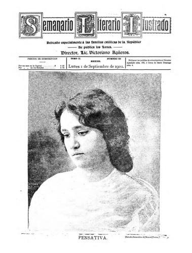 Imagen de El tiempo literario ilustrado : semanario de literatura, historia, bellas artes, variedades, etc. Número 88