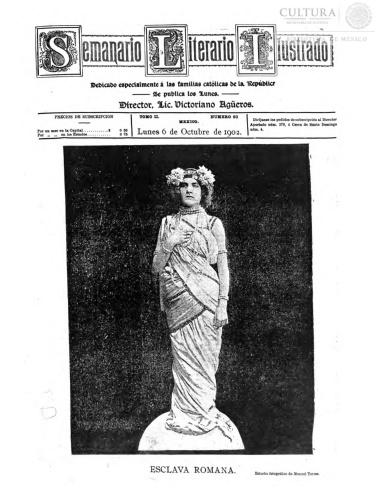 Imagen de El tiempo literario ilustrado : semanario de literatura, historia, bellas artes, variedades, etc. Número 93