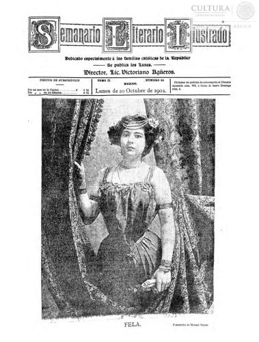 Imagen de El tiempo literario ilustrado : semanario de literatura, historia, bellas artes, variedades, etc. Número 95
