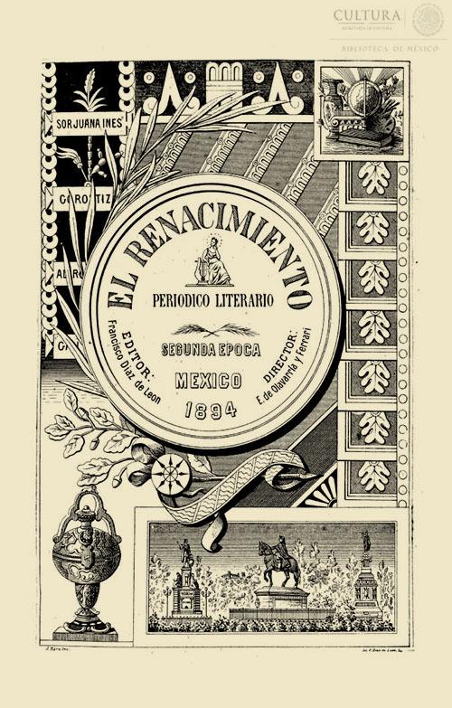 Imagen de El Renacimiento: periódico literario. Tomo 3