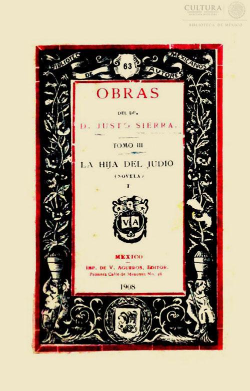 Imagen de Obras de Justo Sierra. Tomo 3