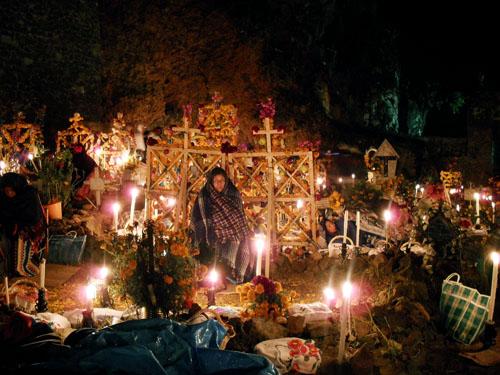 Imagen de Vela solemne a los muertos