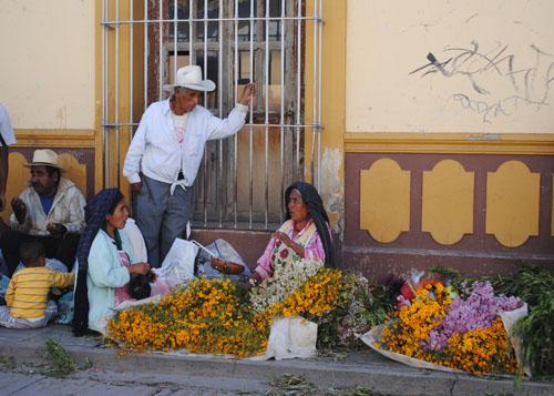 Imagen de Un 31 de octubre en Tlacolula, Oaxaca