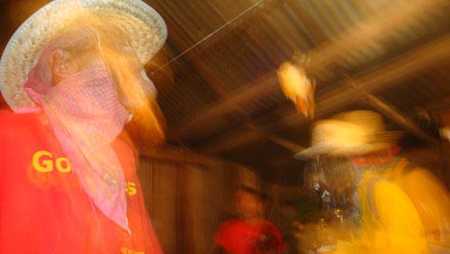 Imagen de La fiesta de los difuntitos