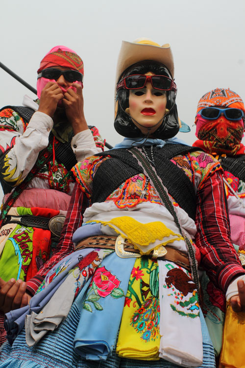 Imagen de Danzantes de Yaitepec, Juquila
