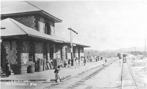 Imagen de Estación Matamoros en Puebla