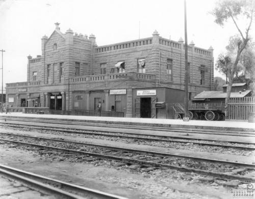 Imagen de Estación San Luis Potosí