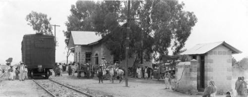 Imagen de Estación La Noria en Querétaro