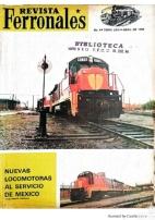 Imagen de Revista Ferronales Tomo LXIV-N° 4 Abril