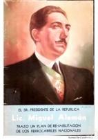 Imagen de El Señor presidente de la República Lic. Miguel Alemán trazo un plan de rehabilitación de los Ferrocarriles Nacionales