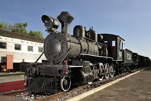 Imagen de Locomotora de vapor FCM- 40