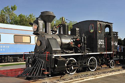 Imagen de Locomotora de vapor N de M - 601