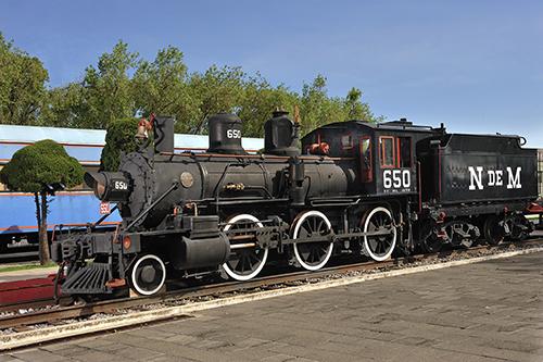 Imagen de Locomotora de vapor N de M - 650
