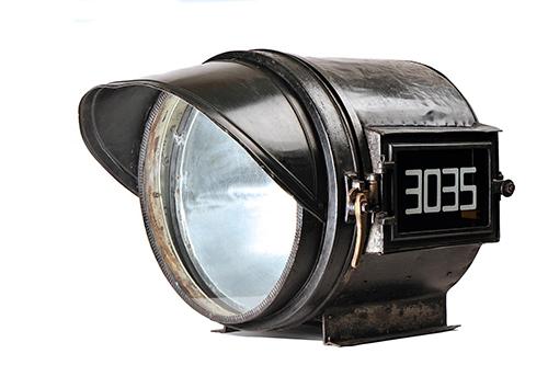 Imagen de Farola Número 3036 para Locomotora