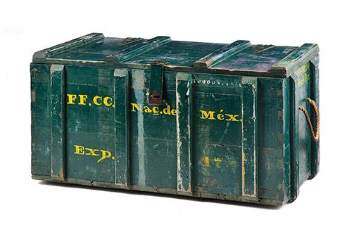 Imagen de Baúl de madera para el Servicio Express
