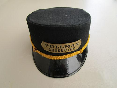 Imagen de Gorra para conductor Pullman
