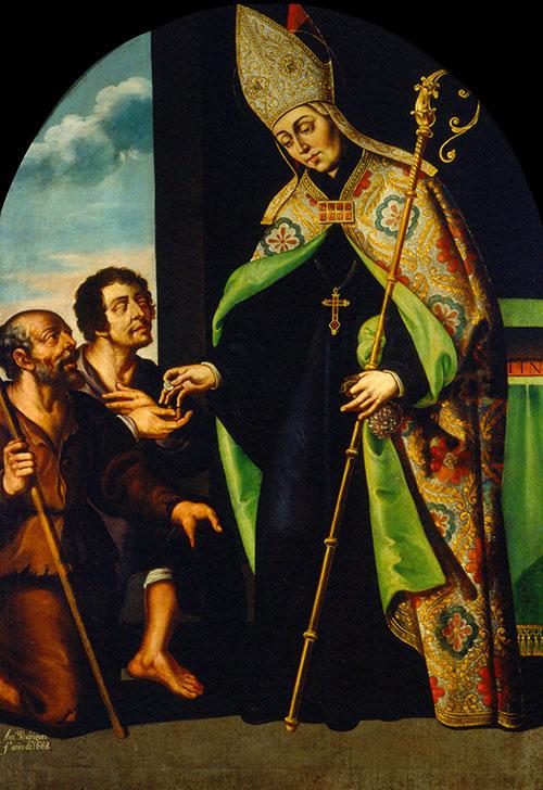 Imagen de Santo Tomás de Villanueva