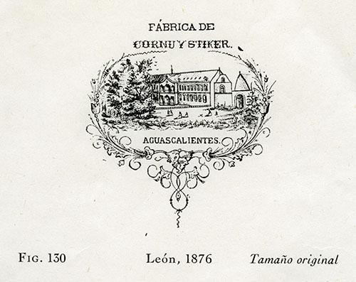 Imagen de Fábrica de Cornú y Stiker