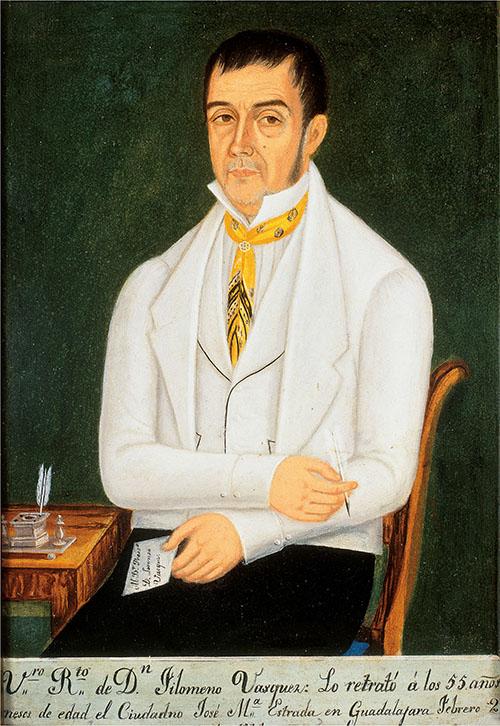 Imagen de Retrato de Don Filomeno Vázquez