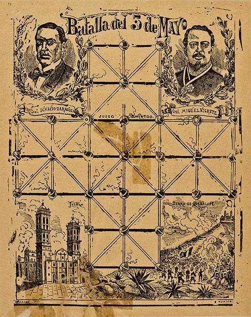 Imagen de Juego Divertido, Batalla del 5 de Mayo