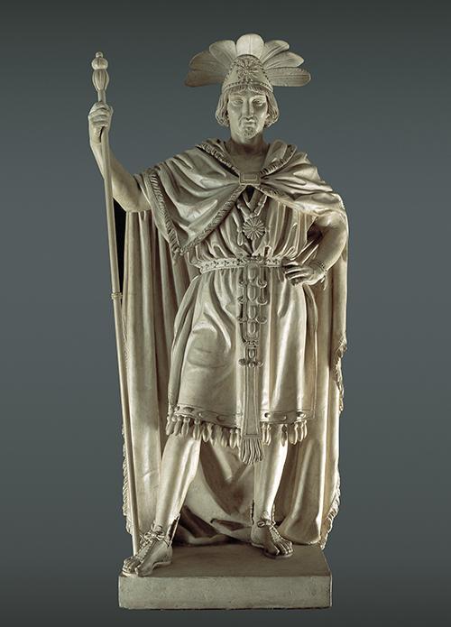 Imagen de Moctezuma II , Emperador