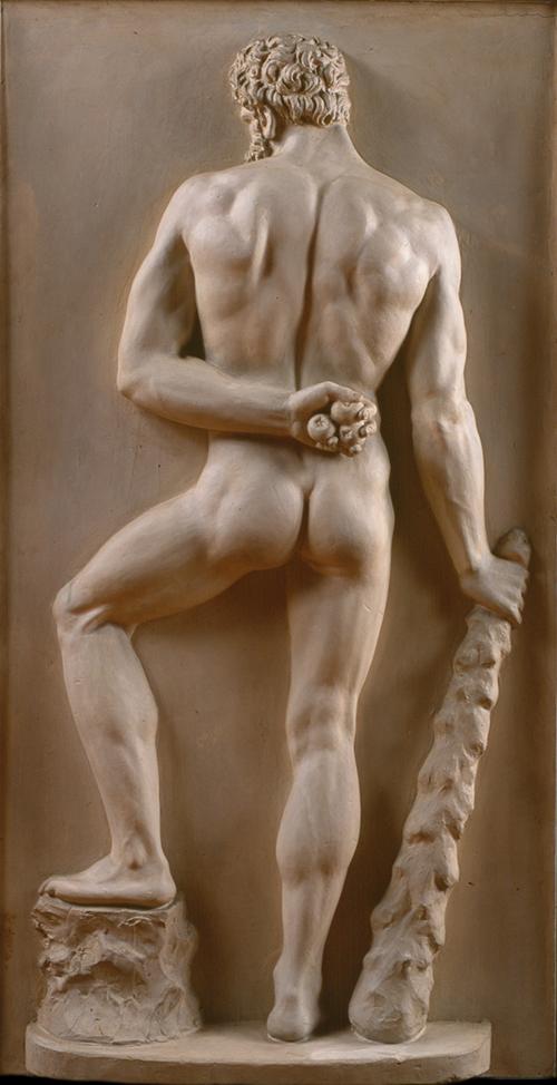Imagen de Desnudo masculino o academia