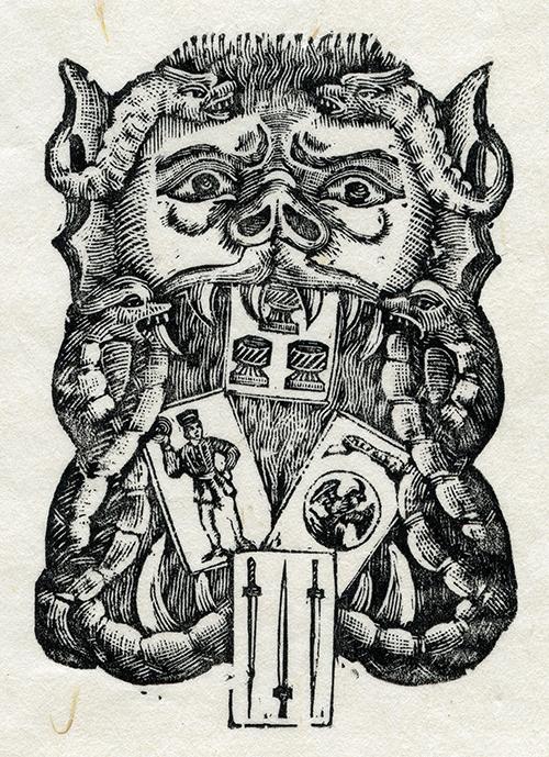Imagen de Monstruo de las barajas