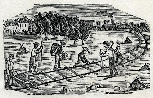 Imagen de Trabajadores del Ferrocarril