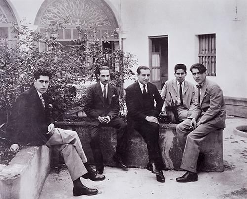 Imagen de Los estridentistas en Jalapa