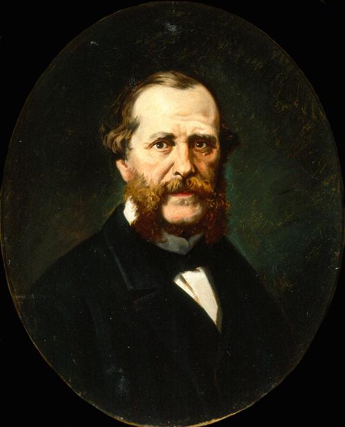 Imagen de Retrato de Pelegrín Clavé