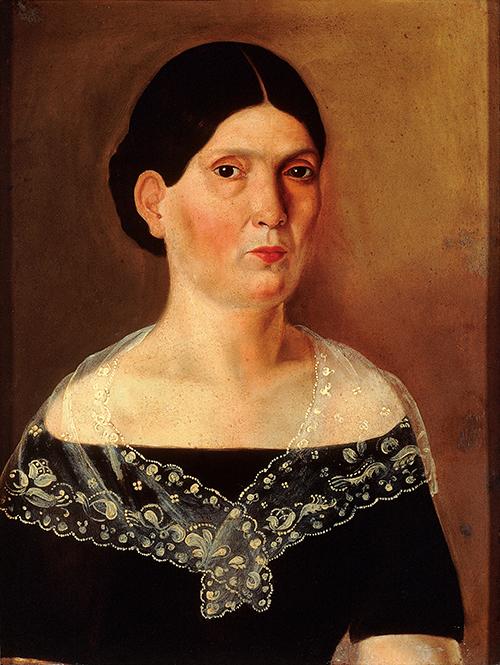 Imagen de Retrato de Dama con Mantilla