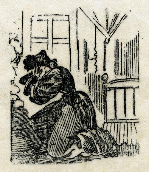 Imagen de Mujer Llorando