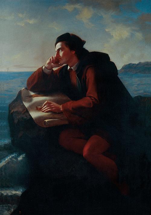 Imagen de Inspiración de Cristóbal Colón