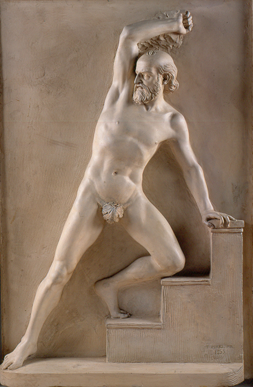 Imagen de Desnudo masculino