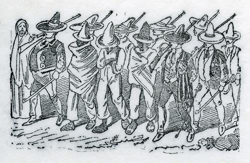Imagen de Los Zapatistas
