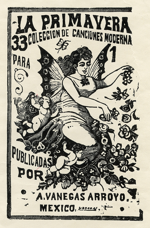 Imagen de Cancionero: la Primavera