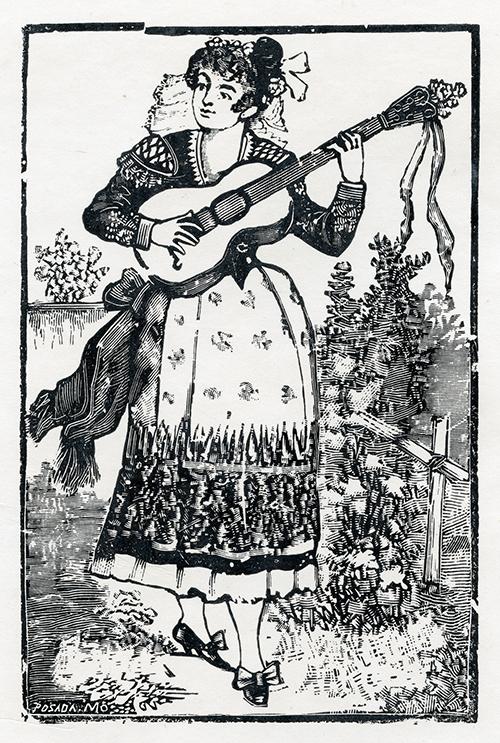 Imagen de Cuaderno de Canciones: la China Poblana