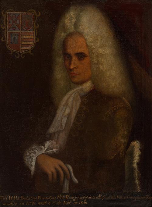 Imagen de Don Pedro Barbosa Gómez de Guzmán y Parreño
